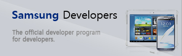 Samsung Developers. The Official developer program for developers.